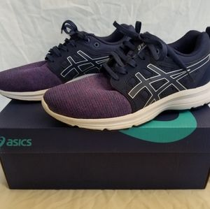 NIB-Asics Blue Torrance Sneakers with Gel InSole
